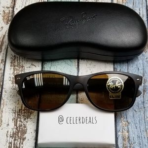 Ray-Ban Accessories - CUSTOM RayBan RB2132 New Wayfarer Sunglass/VIL115